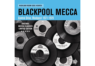 VARIOUS - Blackpool Mecca/Central Drive,Blackpool 1971-79 - (Vinyl)
