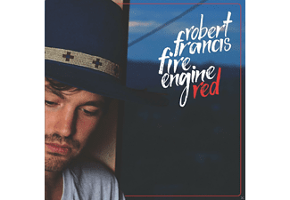 Robert Francis - Fire Engine Red-10 '' - (Vinyl)