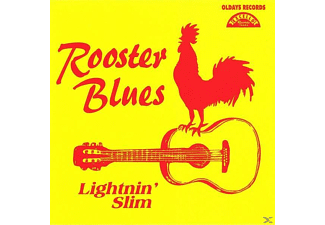 Lightnin' Slim - Rooster Blues+12 Bonus Tracks [CD]