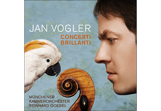 Jan Vogler, Vogler, Jan/Goebel, R./Münchener Kammerorchester - Concerti Brillanti [CD]