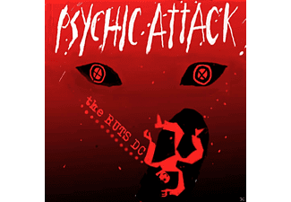 Ruts Dc - Psychic Attack - (CD)