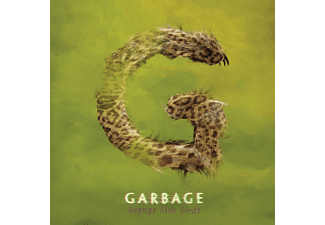 Garbage Strange Little Birds CD