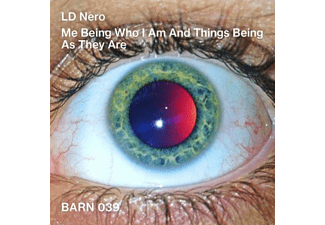 LD Nero - Me Being Who I Am And Things Being As They Are - (Vinyl)