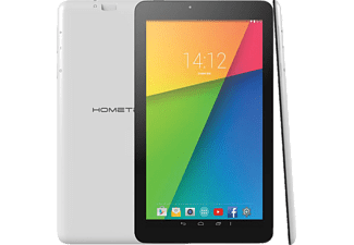 HOMETECH Easy Tab 7 inç New Edition Intel Atom X3 C3130 Sofia 512 MB 8 GB Tablet PC Beyaz