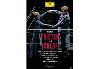VARIOUS, Bayreuth Festival Orchestra, Thielemann Christian - Wagner: Tristan Und Isolde - (DVD)