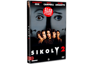 Sikoly 2. (DVD)