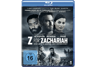 Z for Zachariah - (Blu-ray)