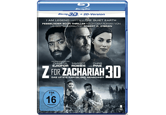Z for Zachariah [3D Blu-ray (+2D)]