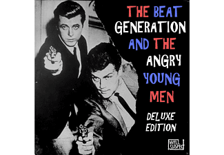 VARIOUS - The Beat Generation & The Angry Young Men (Deluxe - (CD)