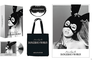 Ariana Grande -  Dangerous Woman (Limited Deluxe Box Set) [CD]