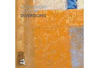 Alessandro Lanzoni - Diversions - (CD)