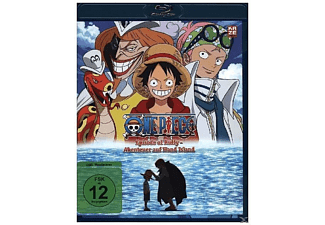 One Piece - Episode of Ruffy - Abenteuer auf Hand Island - (Blu-ray)