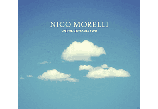Nico Morelli, VARIOUS - Un[Folk]Ettable Two - (CD)