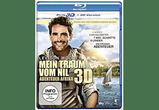 Mein Traum vom Nil - Abenteuer Afrika - (3D Blu-ray (+2D))