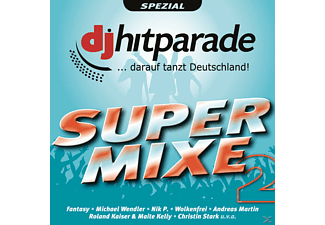 VARIOUS - DJ Hitparade Special - (CD)
