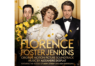 VARIOUS - Florence Foster Jenkins-Ost - (CD)
