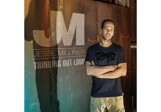 Jesse Milliner - Thinking Out Loud - (CD)