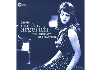 Martha Argerich - The Legendary 1965 Recording [Vinyl]