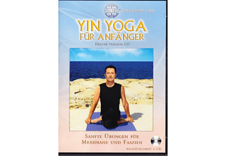 CHRIS., VARIOUS - Yin Yoga Für Anfänger (Deluxe Version Cd) - (DVD + CD)
