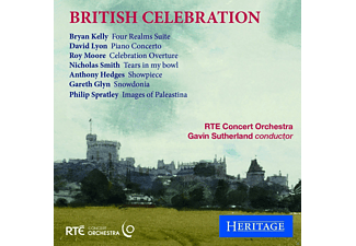 The Rte Concert Orchestra - British Celebration - (CD)