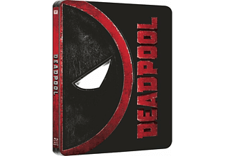 Deadpool - (Steelbook) Blu-ray