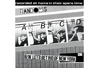 The Randoms - ABCD/LET'S GET RID OF NEW YORK - (Vinyl)