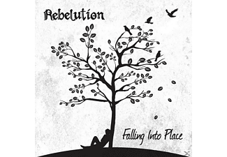 Rebelution - Falling Into Place (Gatefold/Clear Vinyl+MP3) - (LP + Download)