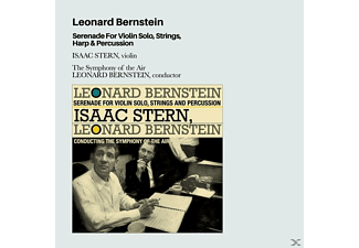 Isaac Stern, Symphony Of The Air - Serenade Nach Plato: Symposium Für Violine,Harfe [CD]
