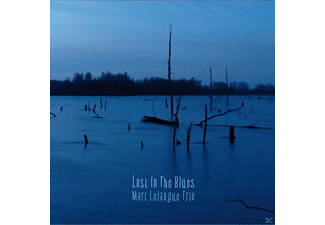 Marc Lelangue Trio - Lost In The Blues - (CD)