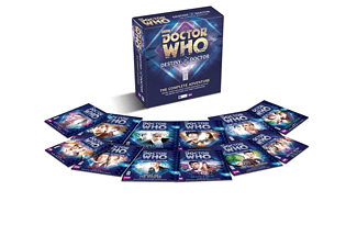 Doctor Who: Destiny of the Doctor - 12 CD - Hörbuch