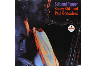 Paul Gonsalves, Sonny Stitt - Salt & Pepper - (Vinyl)