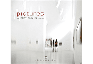 Andrey Gugnin - Pictures - (CD)