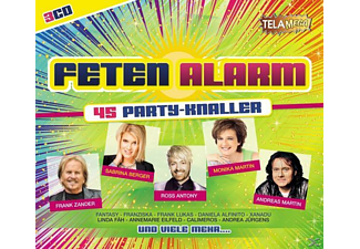 VARIOUS - Feten Alarm,45 Party Knaller - (CD)