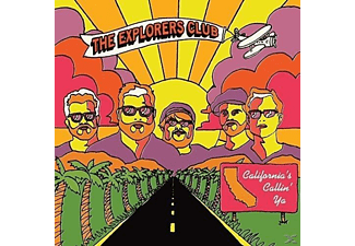 Explorers Club - california''s callin'' ya / nature boy - (Vinyl)