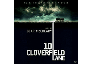 Bear Mccreary - 10 Cloverfield Lane (OST) - (CD)
