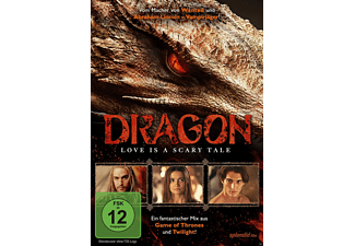 Dragon - Love Is a Scary Tale - (DVD)