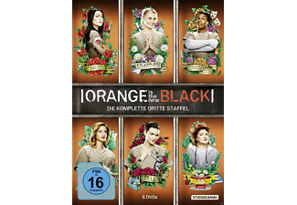 Orange is the New Black - Staffel 3 - (DVD)