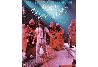 Neil Young, Crazy Horse - Rust Never Sleeps - (Blu-ray)