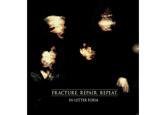 In Letter Form - Fracture.Repair.Repeat. - (Vinyl)