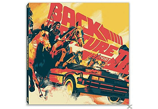 Silvestri Alan - Back To The Future III (2LP/180g/Gatefold) - (Vinyl)