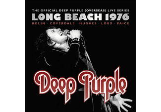 Deep Purple - Long Beach 1976 (2016 Edition) | LP