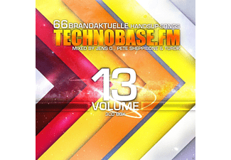 VARIOUS - TechnoBase.FM Vol.13 - (CD)