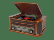 Soundmaster Nostalgie Musikcenter NR540 Musikce...