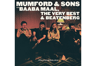 Mumford & Sons -  Johannesburg EP (MC) [CD]