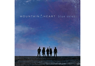 Mountain Heart - Blue Skies - (CD)