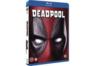 Deadpool Action Blu-ray