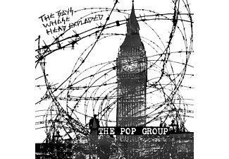 The Pop Group - The Boys Whose Head Exploded [CD + DVD Video]