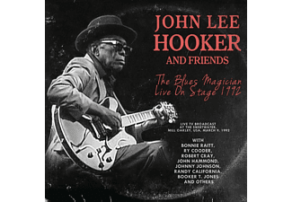 John Lee Hooker And Friends - The Blues Magician Live On Stage 1992 - The Blues Magician Live On Stage 1992 - (CD)