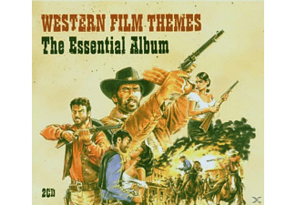 VARIOUS - Western Film Themes-Essential [CD]