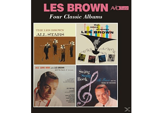 Les Brown - Four Classic Albums (2CD) - (CD)
